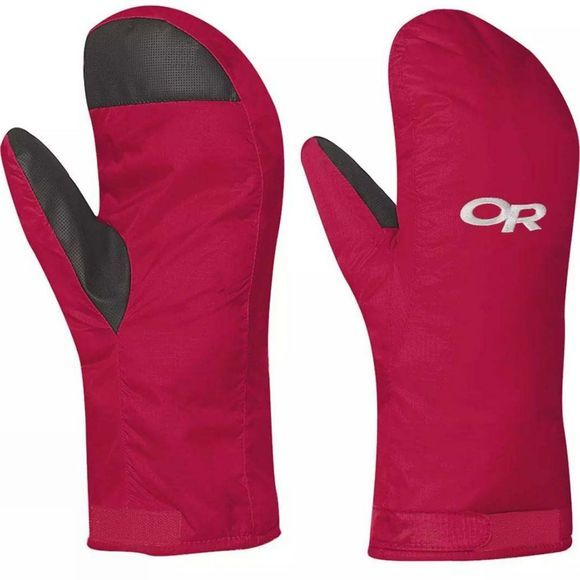 Outdoor Research Mens Alti GTX Mitt Chilli