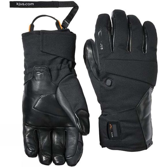 KJUS Mens BT 2.0 Glove Black