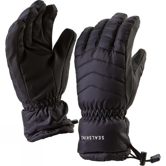 SealSkinz Sub Zero Gloves Black