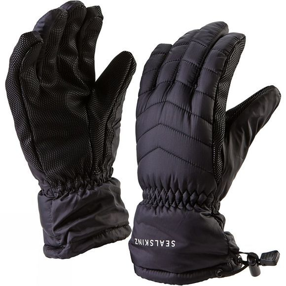 SealSkinz Outdoor Gloves Black