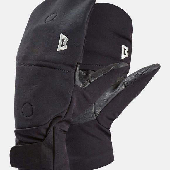 Mountain Equipment Mens G2 Alpine Combi Mitt Black