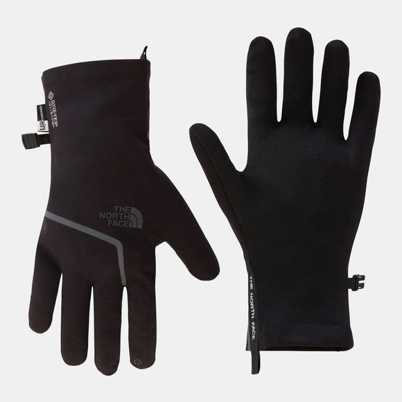 The North Face Mens Gore-Tex Closefit Softshell Glove TNF Black