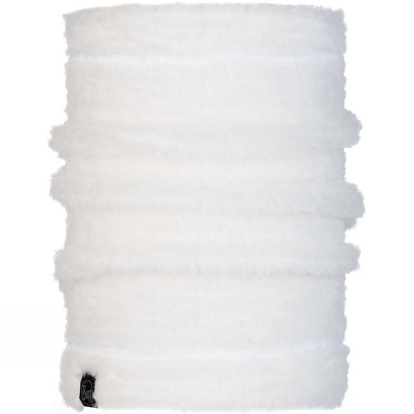 Buff Thermal Neckwarmer Buff Solid White