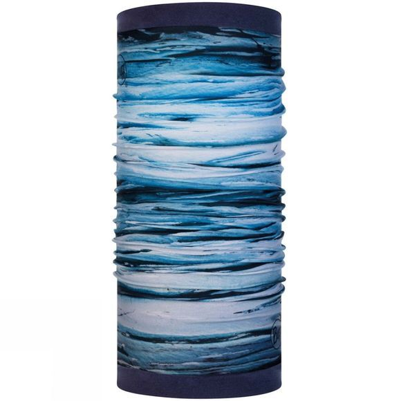 Buff  Reversible Polar Buff Tide Blue