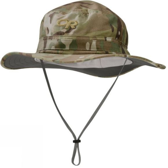 Outdoor Research Helios Sun Hat Camo MULTICAM