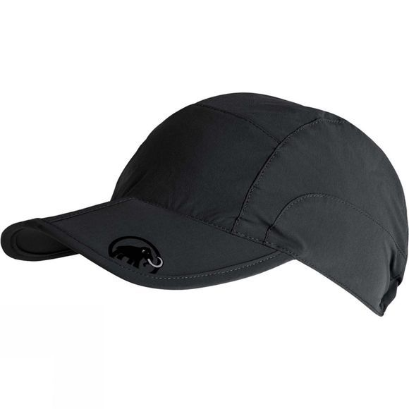 Mammut Mens Cabal Cap Graphite