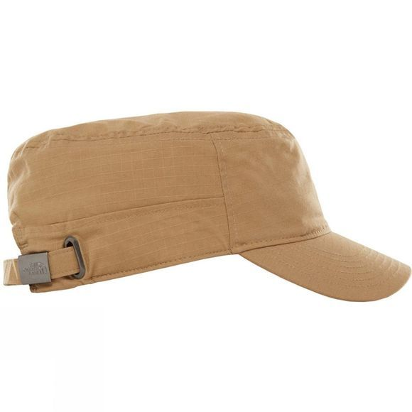 The North Face Logo Military Hat Kelp Tan