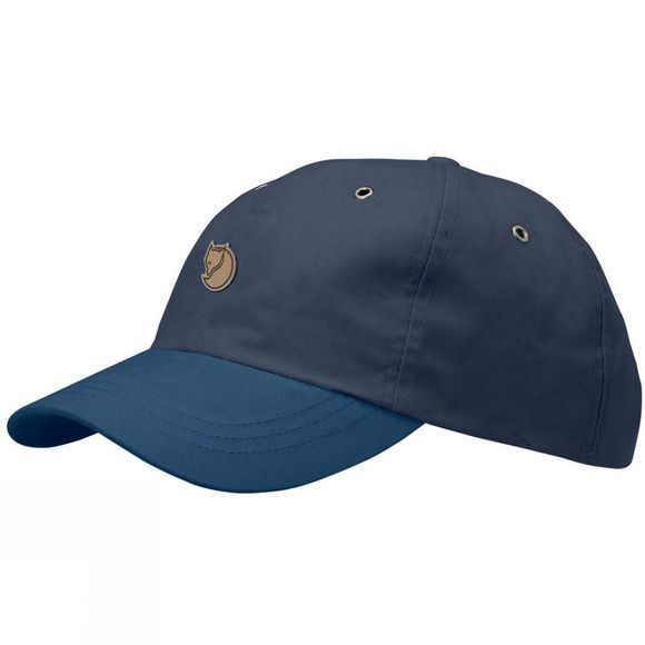 Fjallraven Helags Cap Dark Navy/Uncle Blue