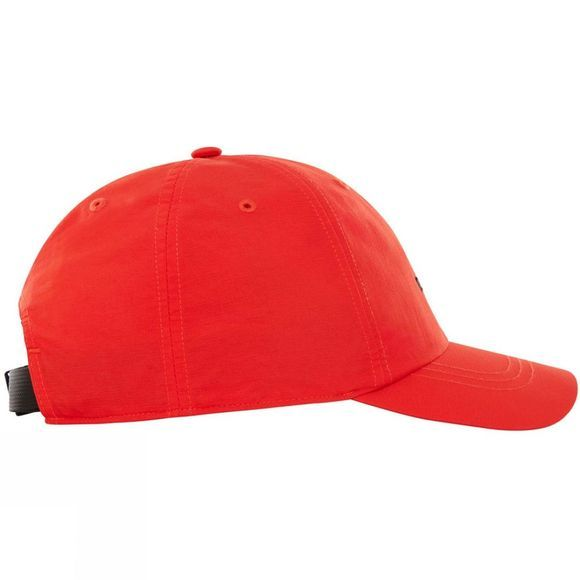 The North Face Horizon Ball Cap Fiery Red/TNF Black