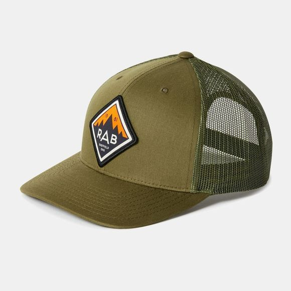 Rab Freight Hat Moss Green Fuel
