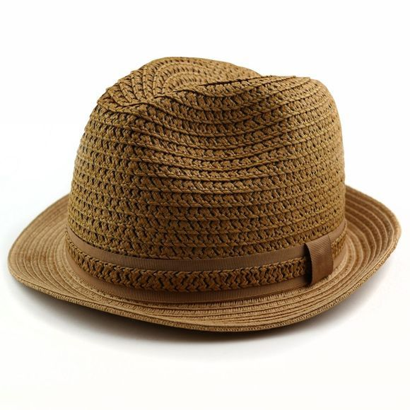 Ayacucho Trilby Hat Natural