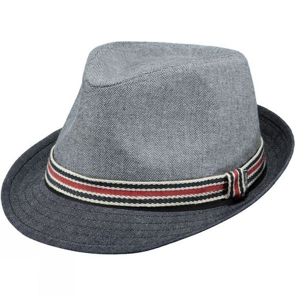 Barts Mens Canza Hat Blue