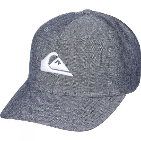 Quiksilver Men's Charger Plus Snapback Cap Black