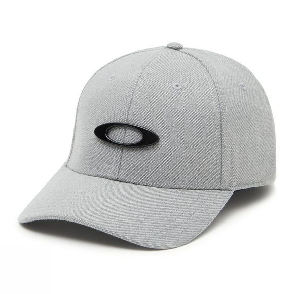 Oakley Mens Novelty Tincan Cap Stone Grey