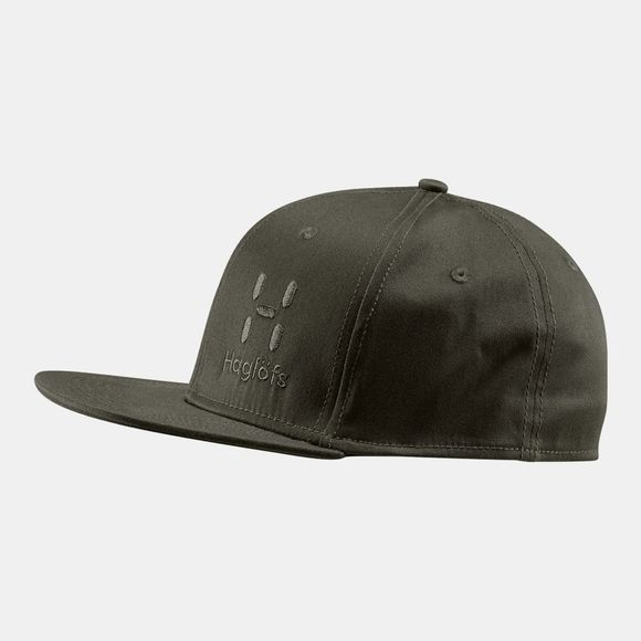 Haglofs Logo Hat Deep Woods