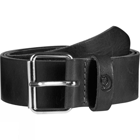 Fjallraven Singi Belt 4cm Black