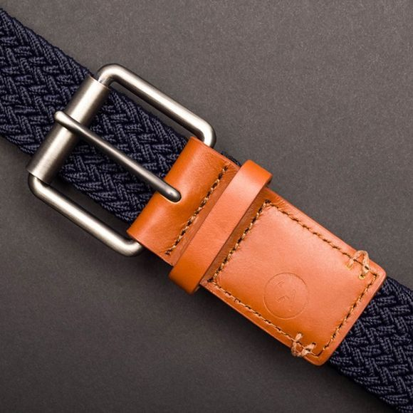 Arcade Mens Hudson Belt Navy