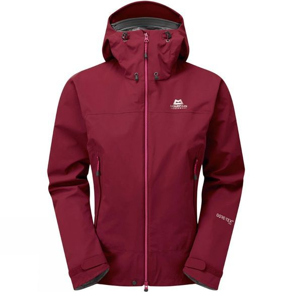 Mountain Equipment Women's Shivling Gore-Tex Pro Jacket Cranberry