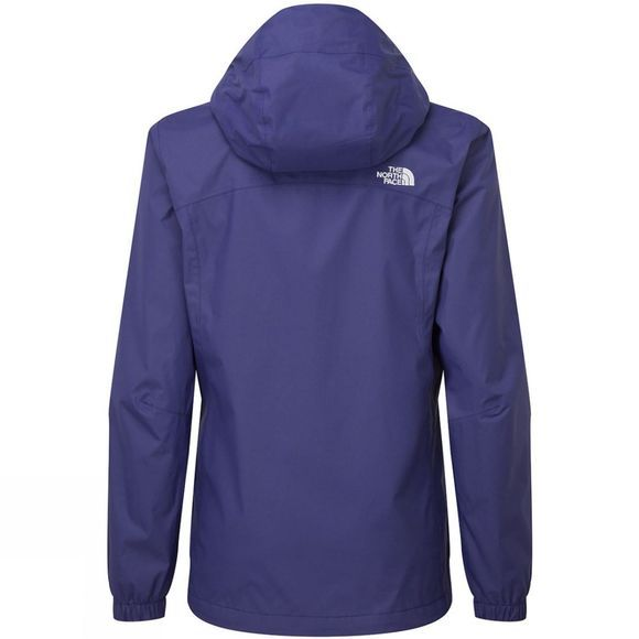 The North Face Womens Paradiso Jacket Purple/White Logo