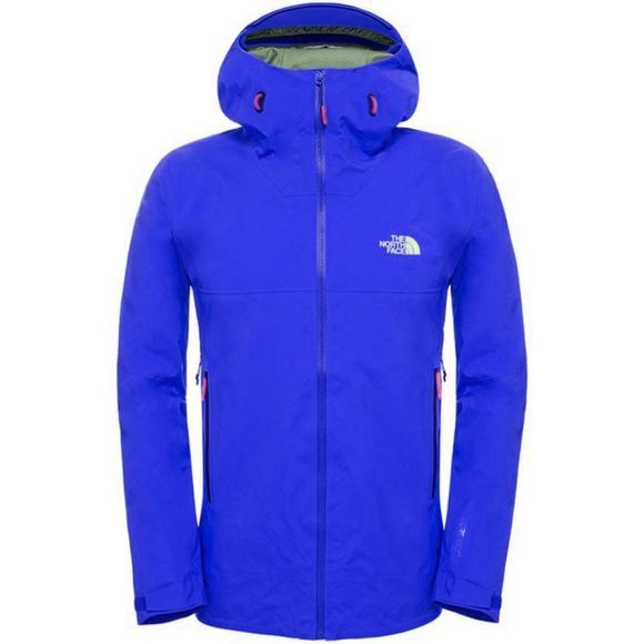 The North Face Womens Point Five Jacket Marker Blue