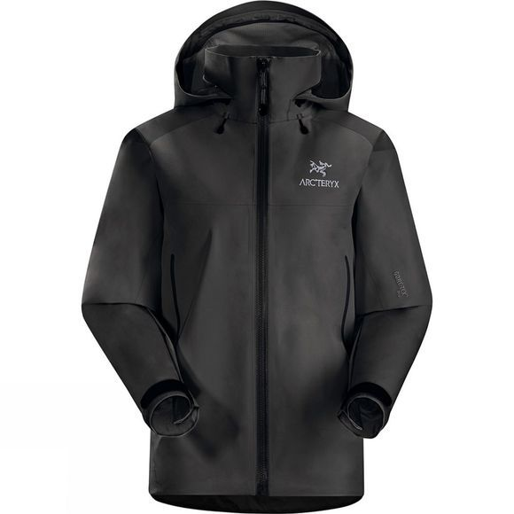 Arc'teryx Womens Beta AR Gore-Tex Pro Jacket Black