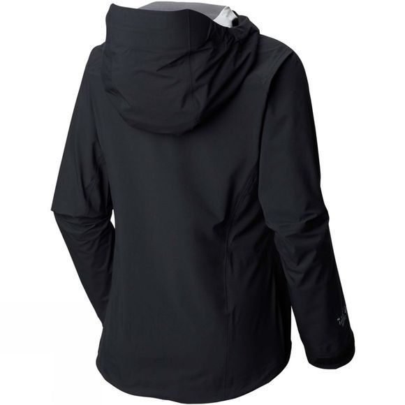 Mountain Hardwear Womens Superforma Jacket Black
