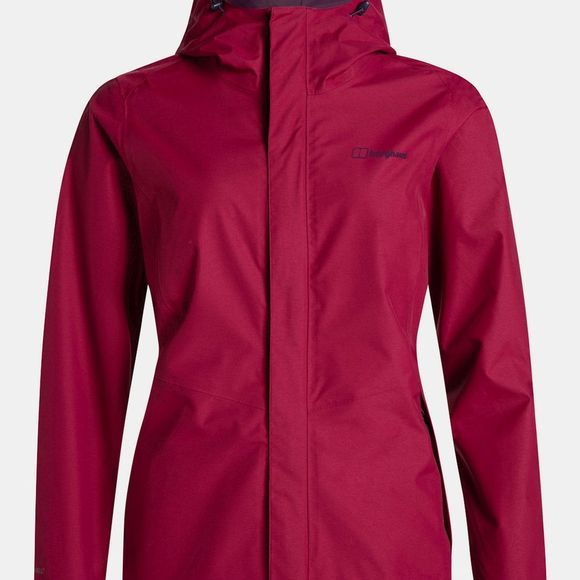 Berghaus Womens Elara Jacket Beet Red
