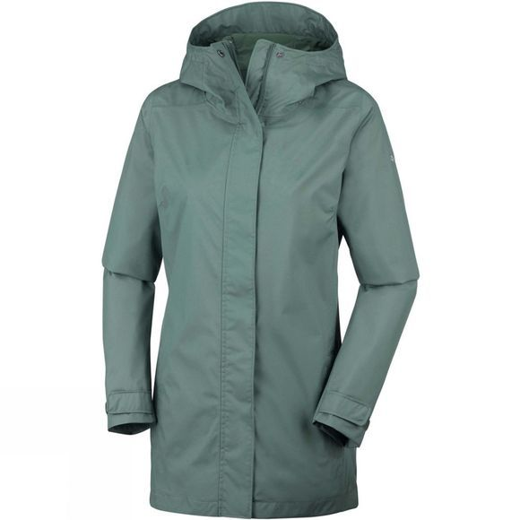 Columbia Womens Splash A Little II Jacket Pond