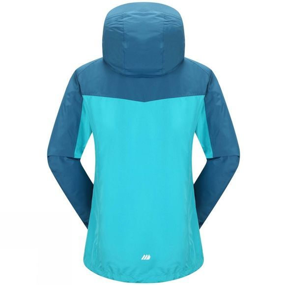 Skogstad Womens Borgefjell WP Jacket Bright Petrol
