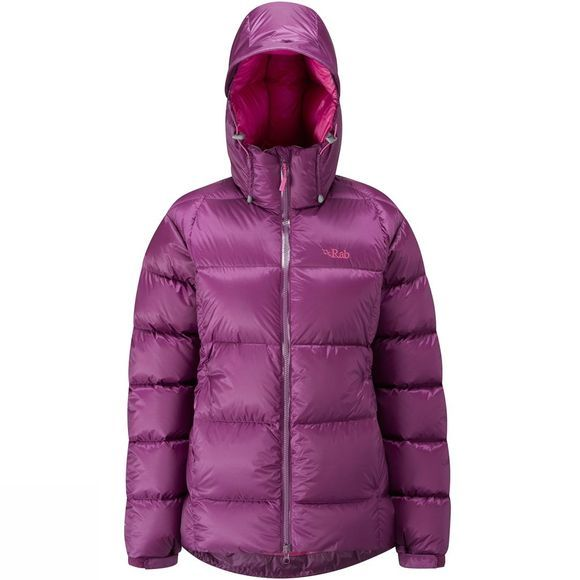 Rab Women's Neutrino Endurance Jacket Berry/ Tayberry