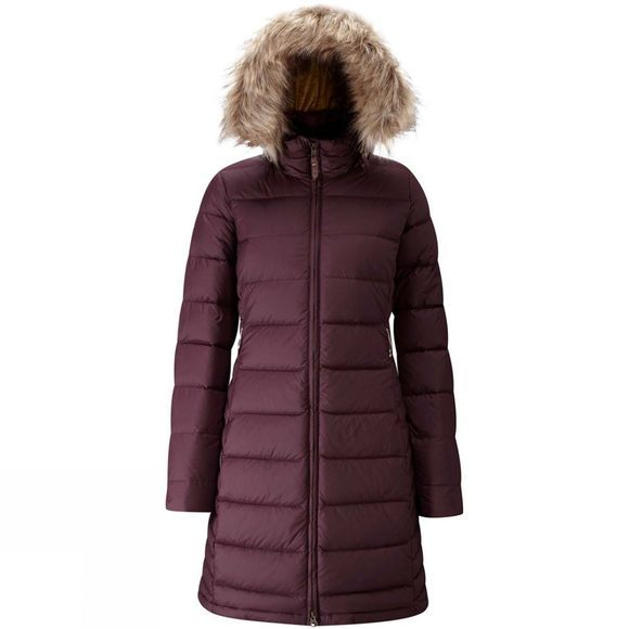 Rab Womens Deep Cover Parka Rioja
