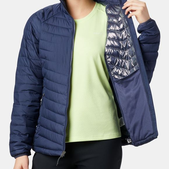 Columbia Womens Powder Lite Jacket Nocturnal