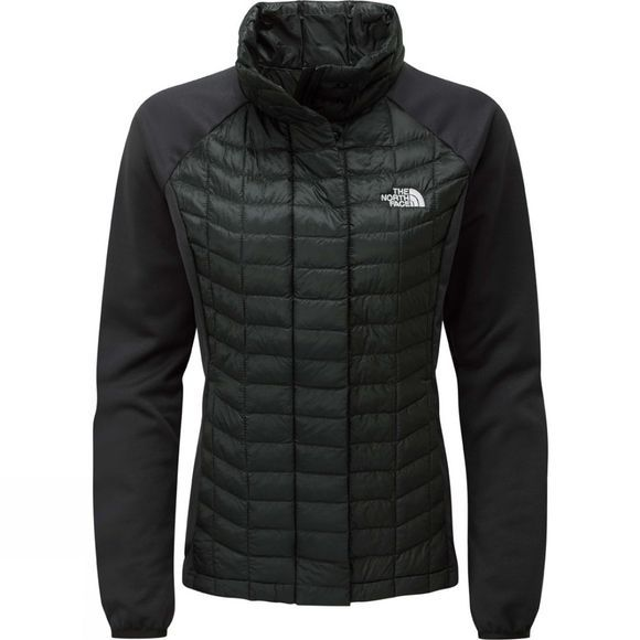 Womens Thermoball Hybrid Full Zip
