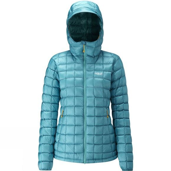 Rab Womens Continuum Jacket Seaglass