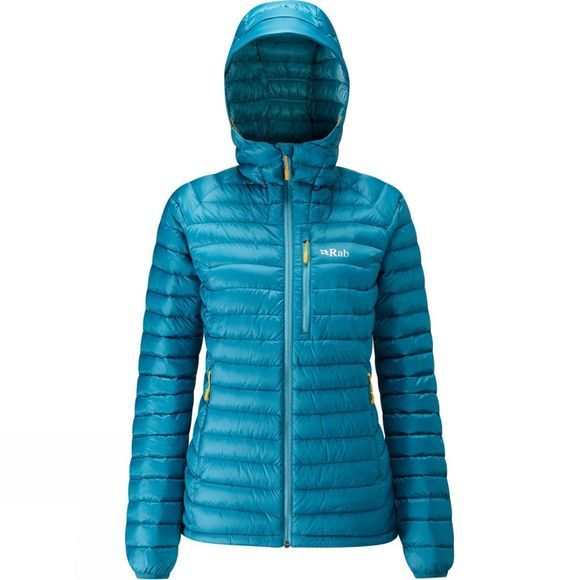 Womens Microlight Alpine Long Jacket 2018