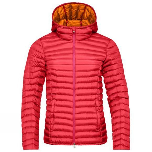 Womens Cypress Hooded Down Jacket