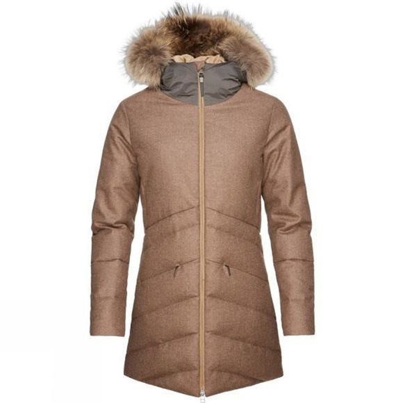 Womens Staz Coat