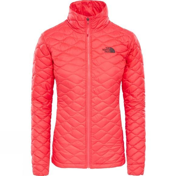 The North Face Womens Thermoball Jacket Atomic Pink