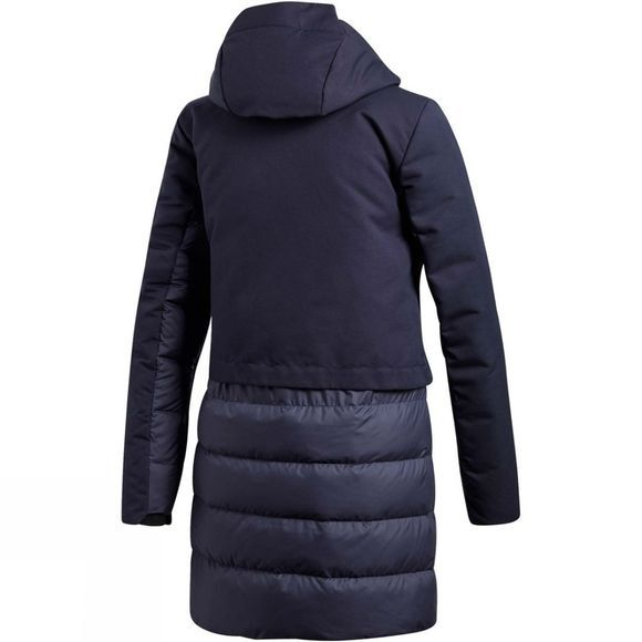 Adidas Womens Climawarm Jacket Legend Ink