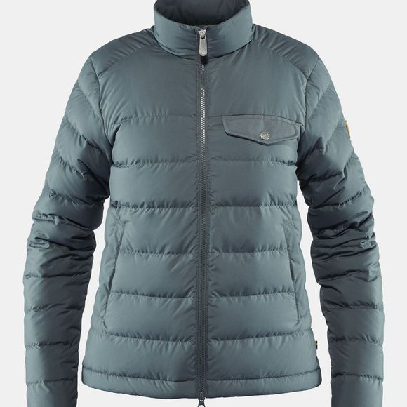 Fjallraven Womens Greenland Down Liner Jacket Dusk
