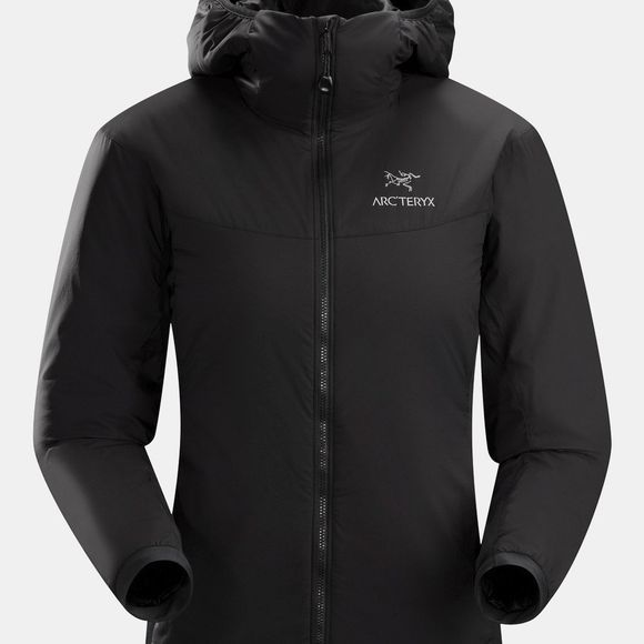 Arc'teryx Womens Atom LT Hoody Black