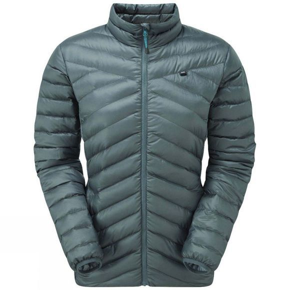 Mountain Equipment Womens Earthrise Jacket Moorland Slate