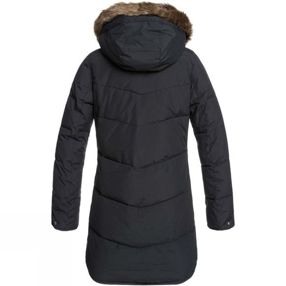 Roxy Womens Ellie Jacket True Black