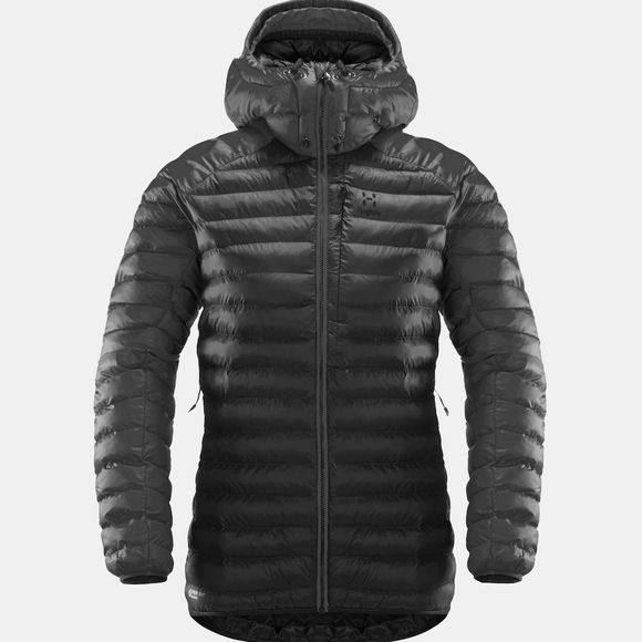 Haglofs Womens Essens Mimic Hood Slate