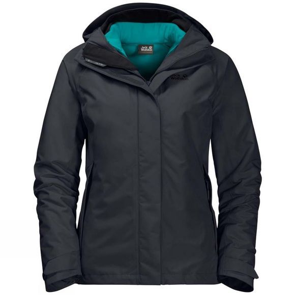 Womens Iceland Voyage 3In1 Jacket