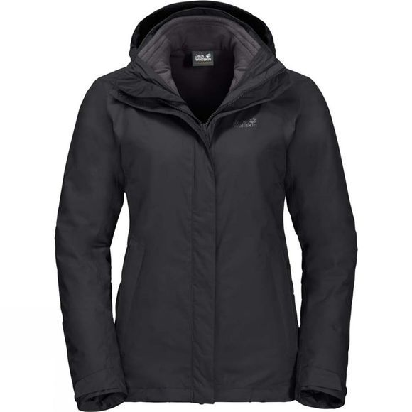 Womens Seven Lakes 3In1 Jacket