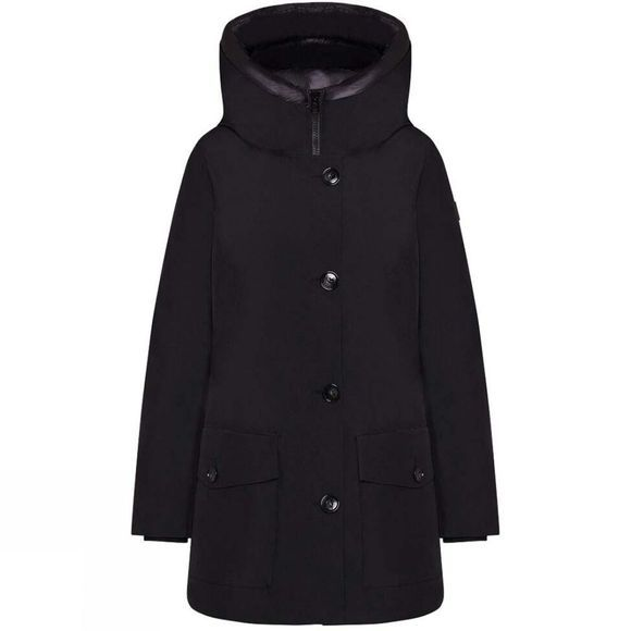 Woolrich Womens Mountain GTX Parka Black