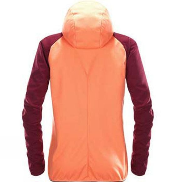 Womens Multi WS Hooded Jacket