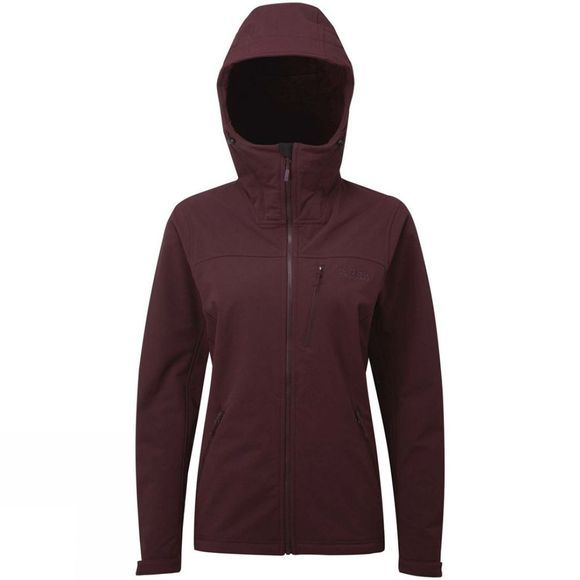 Rab Womens Integrity Jacket Eggplant