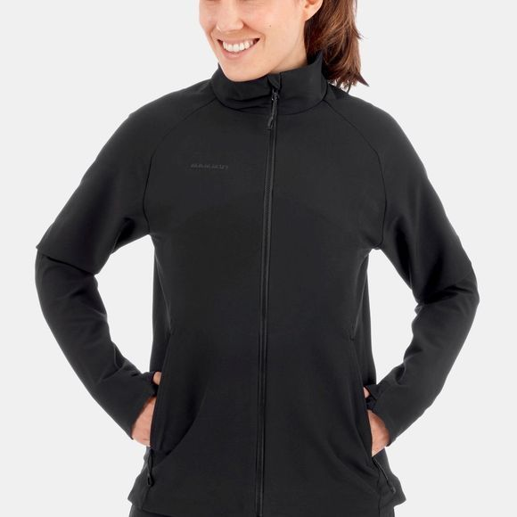 Mammut Womens Macun SO Jacket Black